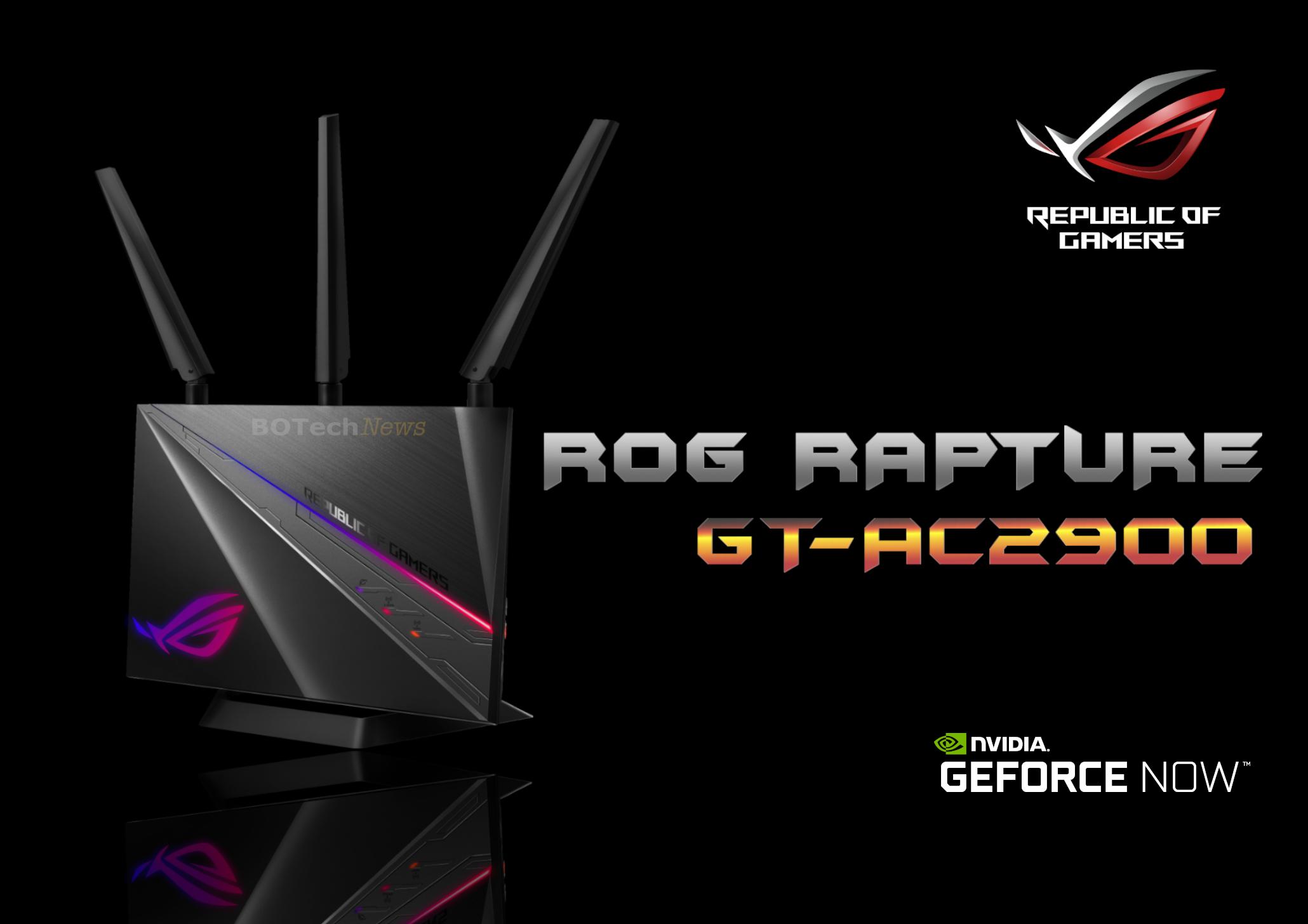 Resultado de imagen para Rapture GT-AC2900